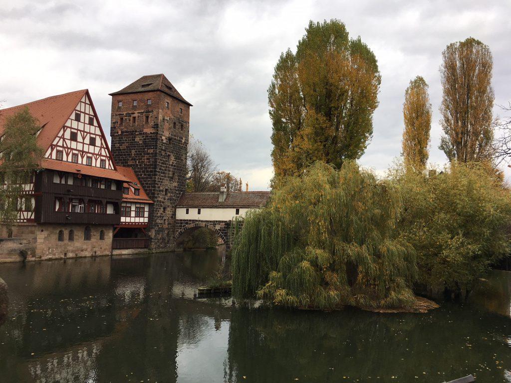 Polnische Übersetzungen von deutschen Ortsnamen - Nürnberg