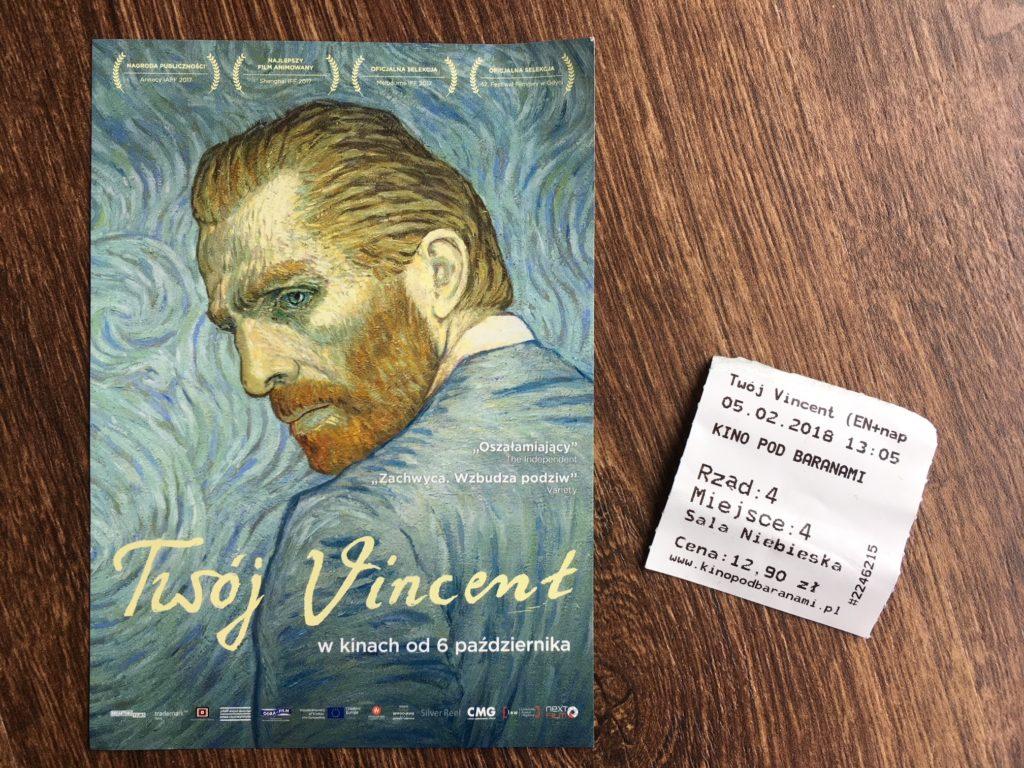 Loving Vincent - Twój Vincent | Polnisch-britischer Animationsfilm über Vincent van Gogh aus Gemälden