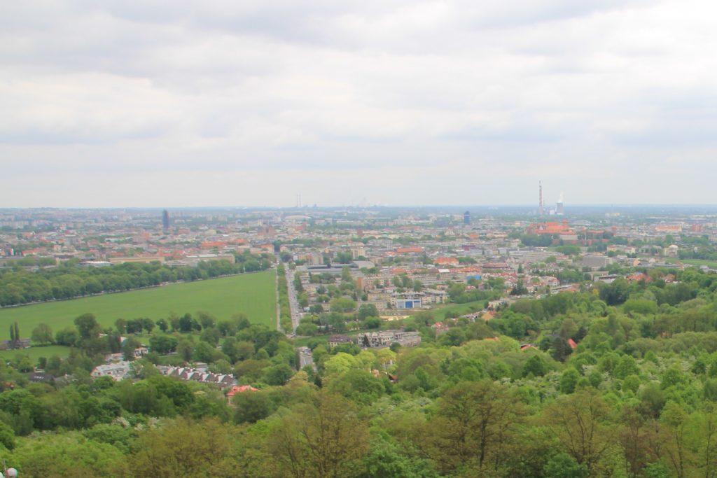 Błonia - riesengroße Wiese im Zentrum Krakaus