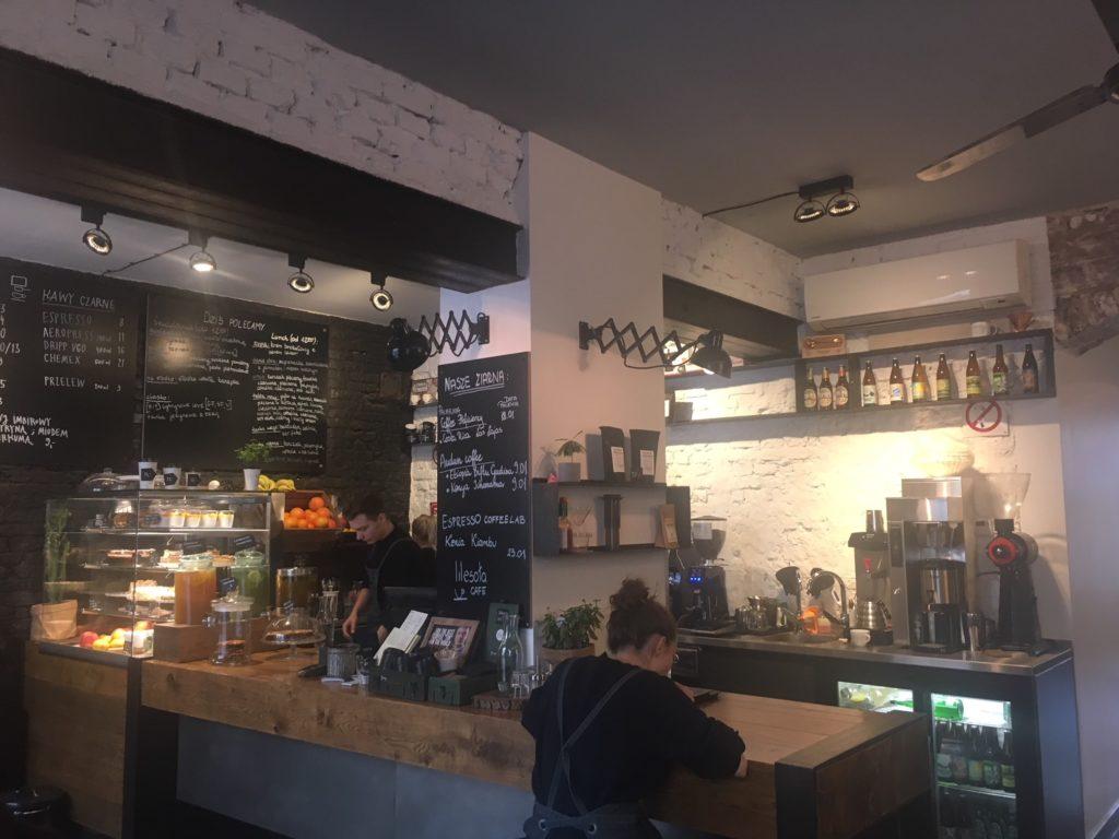 Wesoła Cafe Krakau